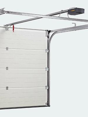 h rmann promatic garagentorantrieb serie 3 bisecur. Black Bedroom Furniture Sets. Home Design Ideas